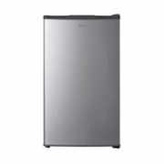 Haier Refrigerator HTTF-406S Free standing, Table Top, Height 89 cm, A+, Fridge net capacity 73 L, Freezer net capacity 9 L, 42 dB, Silver  153,00