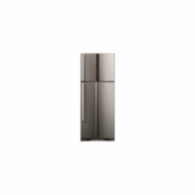 Hitachi Refrigerator R-V540PRU3X (INX) Free standing, Double Door, Height 183.5 cm, A++, No Frost system, Fridge net capacity 333 L, Freezer net capacity 117 L, 40 dB, Inox  787,00