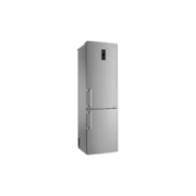 LG Refrigerator GBB60NSYFE Free standing, Combi, Height 201 cm, A+++, No Frost system, Fridge net capacity 250 L, Freezer net capacity 93 L, Display, 37 dB, Stainless steel  665,00