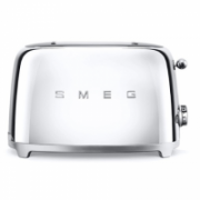 Smeg TSF01SSEU Toaster Smeg Toaster TSF01SSEU Stainless steel, Powder coated steel body, 950 W, Number of slots 2, Number of power levels 6,  174,00