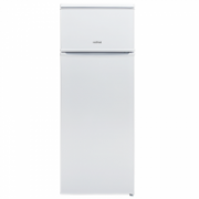 VestFrost Refrigerator CX2603A+ Free standing, Double door, Height 144 cm, A+, Fridge net capacity 171 L, Freezer net capacity 42 L, White  159,00