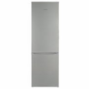 VestFrost Refrigerator GN312 S Free standing, Combi, Height 170 cm, A+, Fridge net capacity 172 L, Freezer net capacity 67 L, 41 dB, Silver  217,00