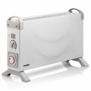 Mesko MS 7713 Convection Heater, Number of power levels 3, 750/ 1250/ 2000 W, White  20,00