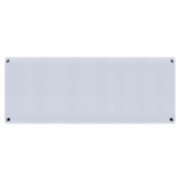Mill Glass MB600DN G Panel Heater, 600 W, Suitable for rooms up to 11 m², Number of fins Inapplicable, Grey  127,90