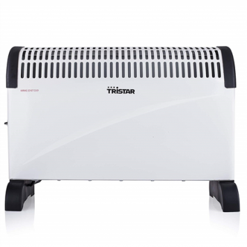 Tristar Electric heater KA-5911 Convection Heater, Number of power levels 3, 1500 W, White
