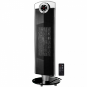 Unold Tower Electronic  86525  PTC Heater, Number of power levels 4, 2000 W, Silver/ black  129,00