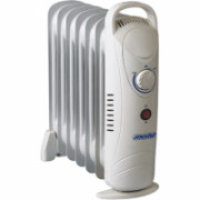 Mesko MS 7804 Oil Filled Radiator, Number of power levels 1, 700 W, Number of fins 7, White  22,00