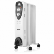 Tristar Electric heater KA-5089 Oil Filled Radiator, Number of power levels 3, 2000 W, Number of fins 9, White  49,90