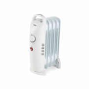 Tristar Electric heater KA-5103 Oil Filled Radiator, 500 W, Number of fins 5, White  28,90
