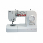Toyota Sewing machine SUPERJ15W White, Number of stitches 15, Number of buttonholes 4, Automatic threading  147,00