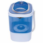 Camry Washing machine CR 8050 Top loading, Washing capacity 3 kg, Unspecified, Depth 35 cm, Width 36 cm, Blue/White  63,00