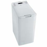 Candy EVOGT 14072D Top-Load Washing Machine/7kg/1400RPM/2 zone display/15 programms/Mix & Wash/Hand & Wool Wash/Cold wash/Start delay/Stop & Load/Fuzzy Logic/EC A+AA  355,00