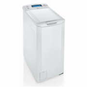 Candy EVOGT 14074D Top-Load Washing Machine/7kg/1400RPM/Start delay/21 programms/Mix & Wash/Hand & Wool Wash/Cold wash/Gentle touch opening/Washing time regulation/LCD display/KG detector/Fuzzy logic/EC A+AC  366,00