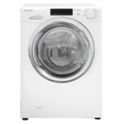 Candy GV 159TWC3/1 Washing Machine/9kg/1500RPM/Start Delay/LCD Display/KG Detector/MIX POWER program/ EC A+++AA  376,00