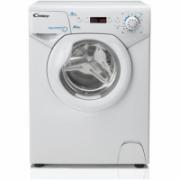 Candy Washing machine AQUA 1142 D1 Front loading, Washing capacity 4 kg, 1100 RPM, A+, Depth 44 cm, Width 51 cm, White, Display, LED  304,00