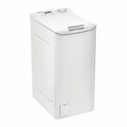 Candy Washing machine CLT G370DM-S Top loading, Washing capacity 7 kg, 1000 RPM, A+++, Depth 60 cm, Width 40 cm, White  293,00