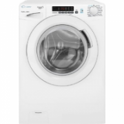 Candy Washing Machine with Dryer GVSW 485D-S Front loading, Washing capacity 8 kg, Drying capacity 5 kg, 1400 RPM, A+++, Depth 54 cm, Width 60 cm, White  423,00