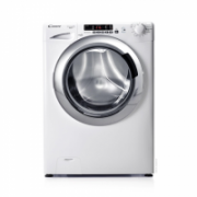 Candy Washing Mashine GVS 138DC3-S Front loading, Washing capacity 8 kg, 1300 RPM, A+++, Depth 52 cm, Width 60 cm, White, Display, LCD,  289,00
