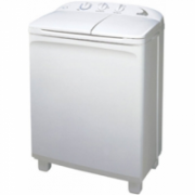 Daewoo DW-K500C Semi-automatic washing machine/Slim depth 40cm/3kg capacity/White  97,00