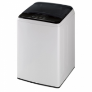 DAEWOO Washing machine WM-1710ELW Top loading, Washing capacity 6 kg, 700 RPM, A+, Depth 53.5 cm, Width 52.5 cm, White/ black, Display,  199,00