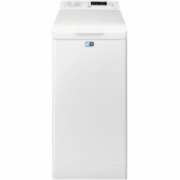 Electrolux Washing machine  EWT1262IEW  Top loading, Washing capacity 6 kg, 1200 RPM, A++, Depth 60 cm, Width 40 cm, White, LED, Display,  305,00