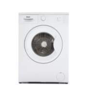 Haier Washing machine HW50-10F1 Front loading, Washing capacity 5 kg, 1000 RPM, A+, Depth 50 cm, Width 60 cm, White,  231,00