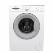 Haier Washing machine HW50-10F1S Front loading, Washing capacity 5 kg, 1000 RPM, A+, Depth 50 cm, Width 60 cm, White,  258,00