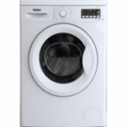 Haier Washing machine HW50-10F2S Front loading, Washing capacity 5 kg, 1000 RPM, A+, Depth 54.7 cm, Width 59.7 cm, White  248,00