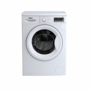 Haier Washing machine HW60-10F2 Front loading, Washing capacity 6 kg, 1000 RPM, A++, Depth 50 cm, Width 60 cm, White, Display, LED  287,00