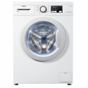 Haier Washing machine HW60-1211N Front loading, Washing capacity 6 kg, 1200 RPM, A+++, Depth 43 cm, Width 60 cm, White  296,00