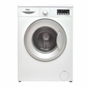 Haier Washing machine  HWS50-10F2S Front loading, 1000 RPM, A+, Depth 41.6 cm, Width 59.7 cm, White  272,00