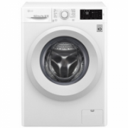 LG Washing machine F2J5QN3W Front loading, Washing capacity 7 kg, 1200 RPM, Direct drive, A+++, Depth 58 cm, Width 60 cm, White  328,00