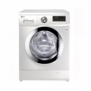 LG Washing machine FH496TDA3 Front loading, Washing capacity 8 kg, 1400 RPM, Direct drive, A+++-30%, Depth 59 cm, Width 60 cm, White  429,00