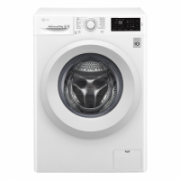 LG Washing mashine F0J5WN3W Front loading, Washing capacity 6.5 kg, 1000 RPM, Direct drive, A+++, Depth 45 cm, Width 60 cm, White  296,00