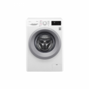 LG Washing mashine F2J5NY4W Front loading, Washing capacity 6 kg, 1200 RPM, Direct drive, A+++, Depth 45 cm, Width 60 cm, White, LED, Display, Steam function  315,00
