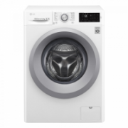 LG Washing mashine F2J5WN4W Front loading, Washing capacity 6.5 kg, 1200 RPM, Direct drive, A+++, Depth 45 cm, Width 60 cm, White, Display, LED,  304,00