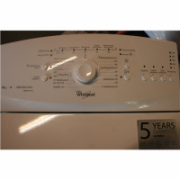 SALE OUT. Whirlpool AWE 60110 Top-Load washing machine/Capacity 6kg/EC A+/White Whirlpool Washing machine AWE 60110 Top loading, Washing capacity 6 kg, A+, Depth 60 cm, Width 40 cm, White, DEMO, HAVE SOME LIGHT SCRATCHES  217,00