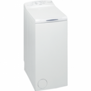 Whirlpool Washing machine AWE 60110 Top loading, Washing capacity 6 kg, 1000 RPM, A+, Depth 60 cm, Width 40 cm, White,  227,00