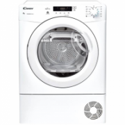 Candy Dryer SLC D813B-S Condensed, Condensation, 8 kg, Energy efficiency class B, White  293,00