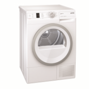Gorenje Dryer machine D85F65T Heat pump, Condensation, 8 kg, Energy efficiency class A++, Number of programs 12, White, Depth 65 cm, LED, Display  503,00