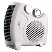 Adler AD 77 Fan Heater, Number of power levels 2, 2000 W, Number of fins Inapplicable, White  11,00