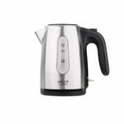 Adler Kettle AD 1273 Standard, 1630 W, 1 L, Stainless steel, Stainless steel, 360° rotational base  16,00