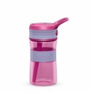 Boddels EEN Drinking bottle Bottle, Lavender blue/Pink, Capacity 0.4 L, Diameter 7.5 cm, Yes  12,00