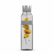 Boddels SUND Glass carafe Light grey, Capacity 1.1 L, Dishwasher proof, Bisphenol A (BPA) free  29,00