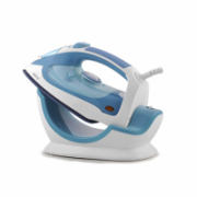 Camry Iron with base CR 5026 Steam Iron, 2200 W, White/ blue  23,00