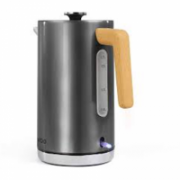 DomoClip Livoo Kettle DOD169 Electric, 2200 W, 1,7 L, Stainless steel, Grey, 360° rotational base  27,00