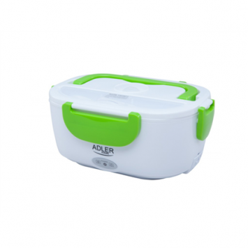Adler Lunch box  AD 4474  Electric, White/ green, Capacity 1.1 L