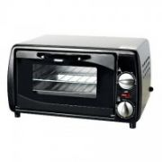 Haier HHA-09 Electric Oven, 9L, 800W, Black front  121,00