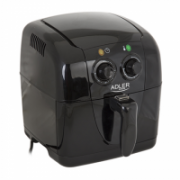 Adler Air fryer  AD 6307 Black, 1500 W, 2 L  54,90