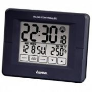 HAMA RC800 Radio Controlled Alarm Clock,  15,00